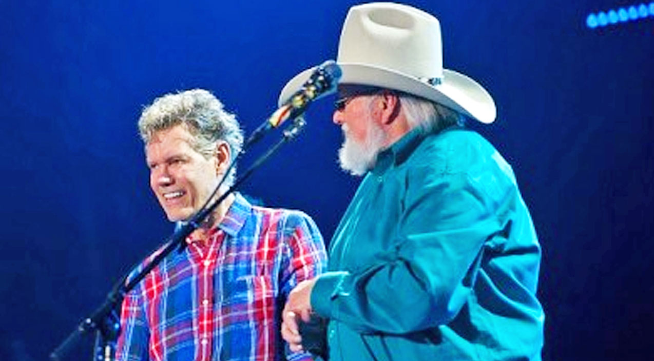 Randy travis Songs | Randy Travis Makes Surprise CMA Fest Appearance With Charlie Daniels | Country Music Videos