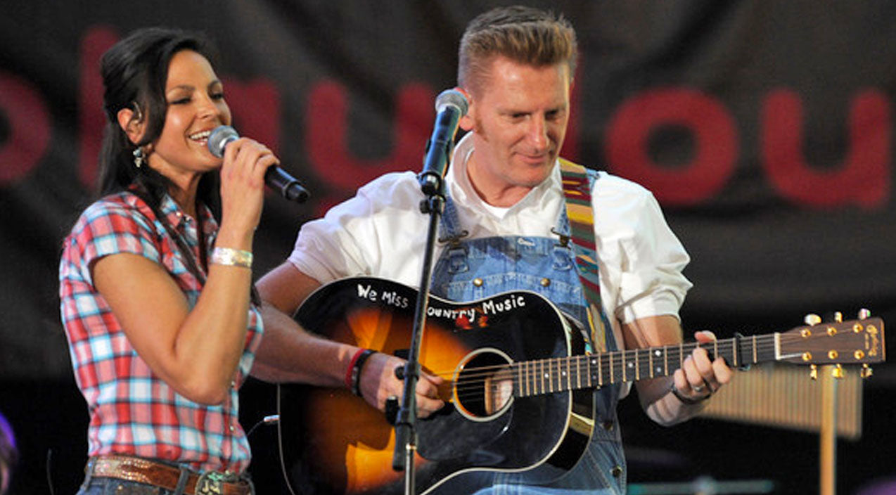 Joey + rory Songs   Joey Feek Shows Her Edgy Side with 'Cheater, Cheater'   Country Music Videos