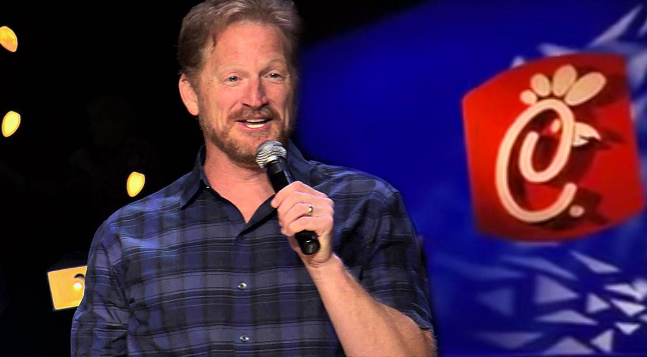 Viral content Songs | Comedian Has Southerners In Stitches With Lee Greenwood Parody 'I Love You, Chick-fil-a' | Country Music Videos