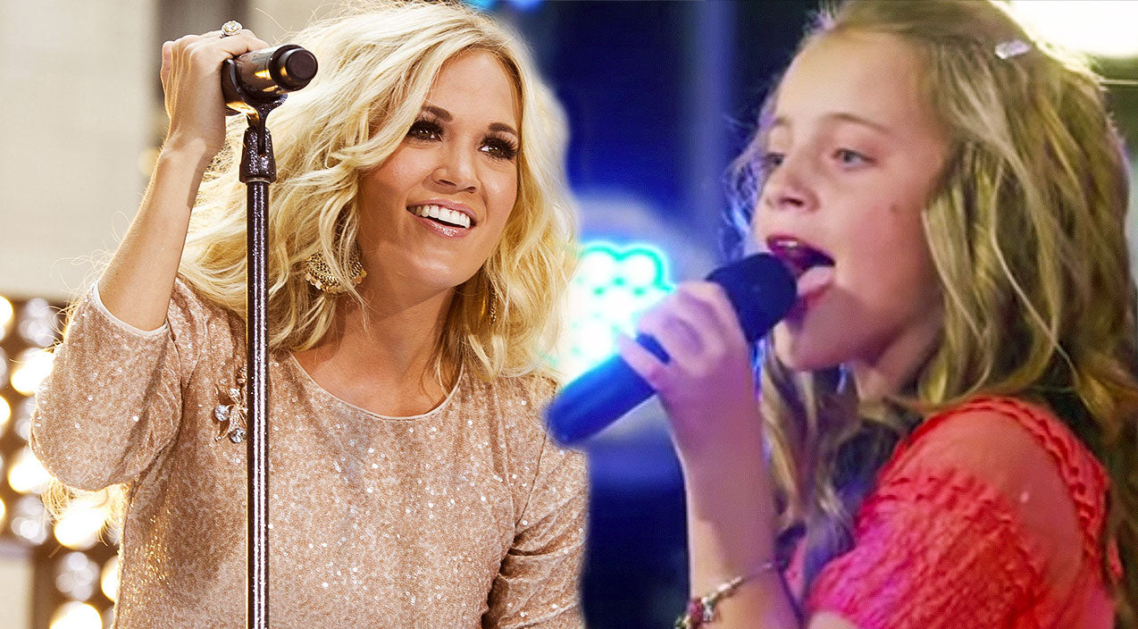 Carrie underwood Songs | Sassy Southern Cutie Thrills With Remarkable Carrie Underwood Cover | Country Music Videos