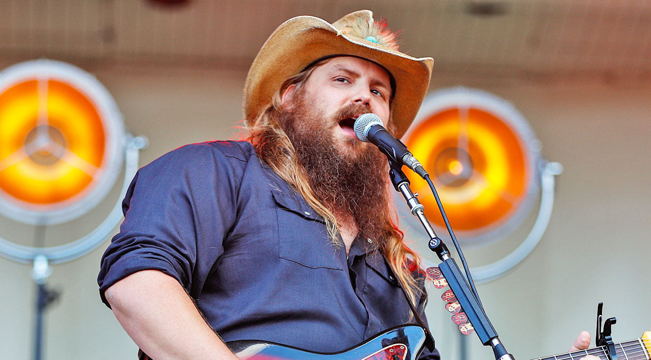 Morgane stapleton Songs | Chris Stapleton's 12-Minute Version Of 'Tennessee Whiskey' Is Unlike Anything You've Ever Heard | Country Music Videos