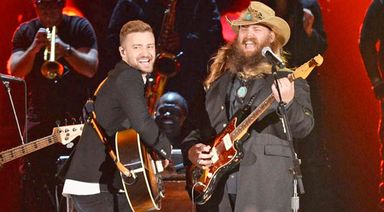 Modern country Songs | A Look Back On The Moment Justin Timberlake & Chris Stapleton Made History | Country Music Videos