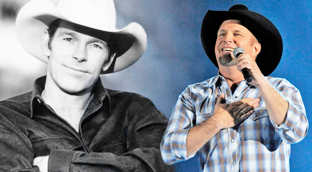 Garth brooks Songs | Garth Brooks & His Idol, Chris LeDoux, Collaborate On The Classic, 'Whatcha Gonna Do With A Cowboy' | Country Music Videos