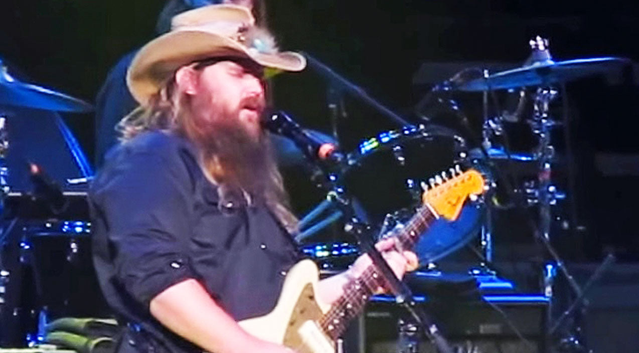 Modern country Songs | Country Music Sensation Chris Stapleton Shakes Things Up With Live 'Free Bird' Tribute | Country Music Videos