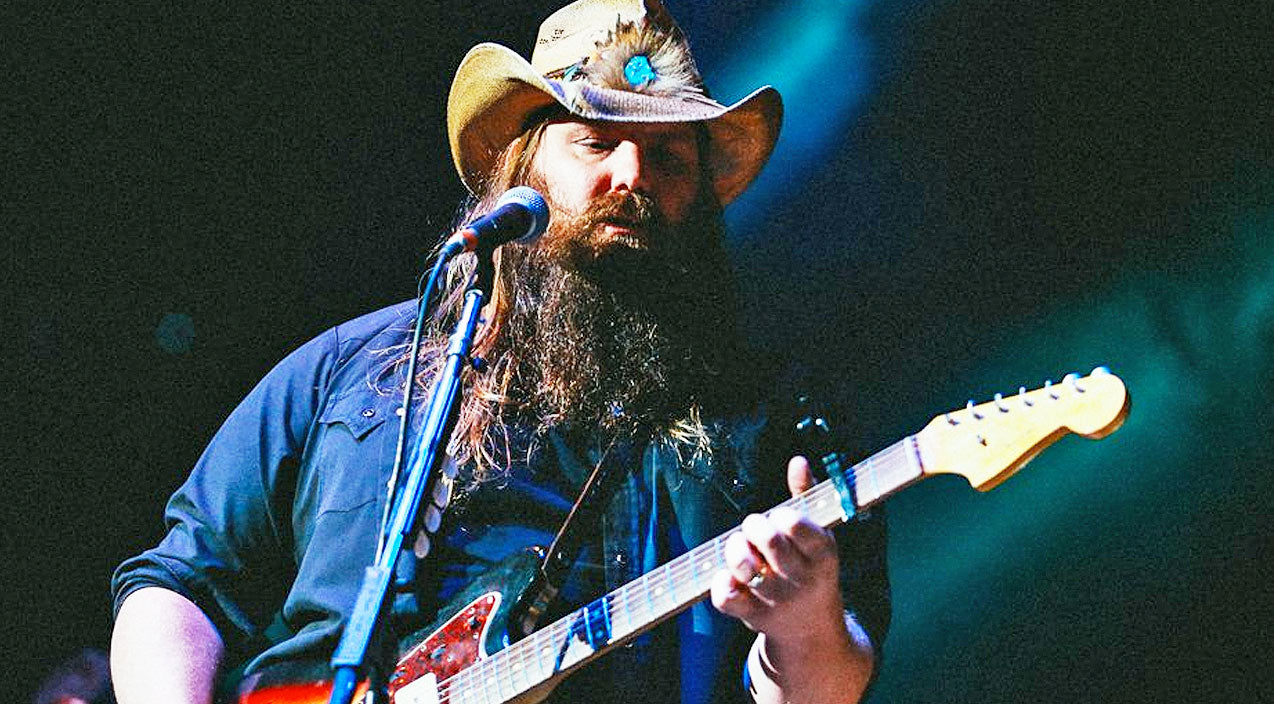 Chris stapleton Songs | Chris Stapleton Rocks Tom Petty's 'Free Fallin'' With Special Guest | Country Music Videos