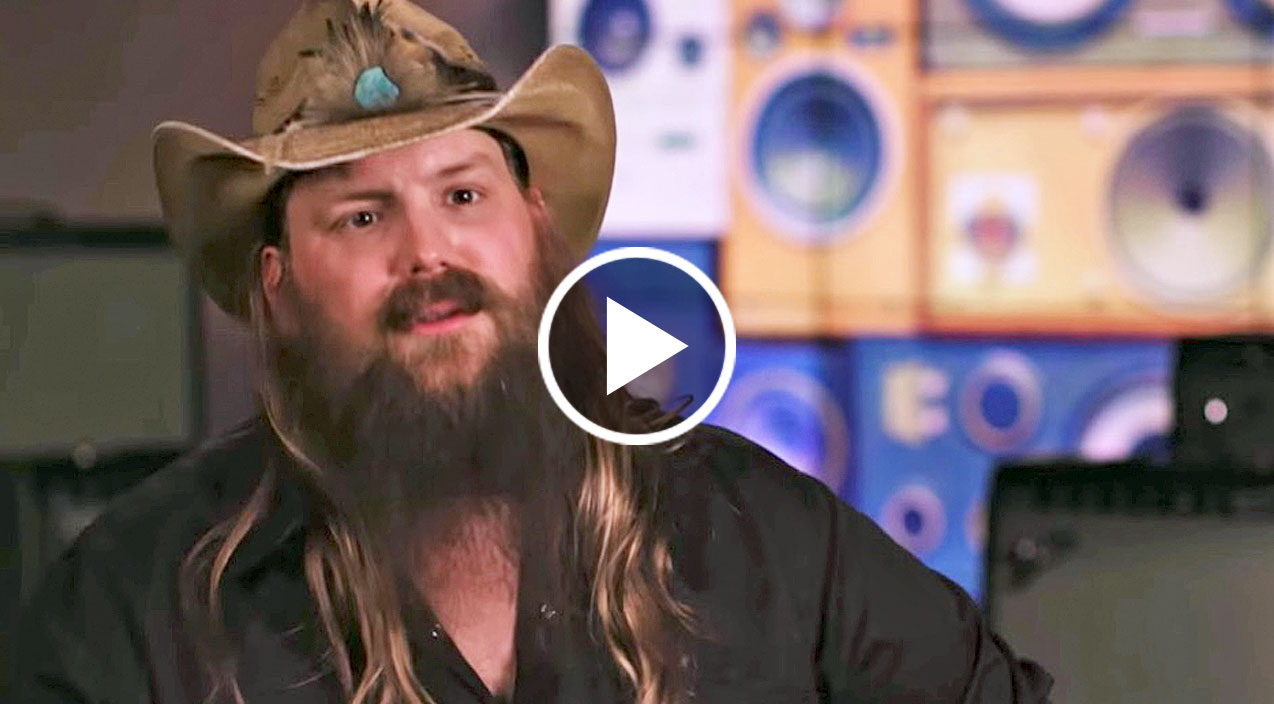 Chris stapleton shares the surprisingly comical story for What songs has chris stapleton written