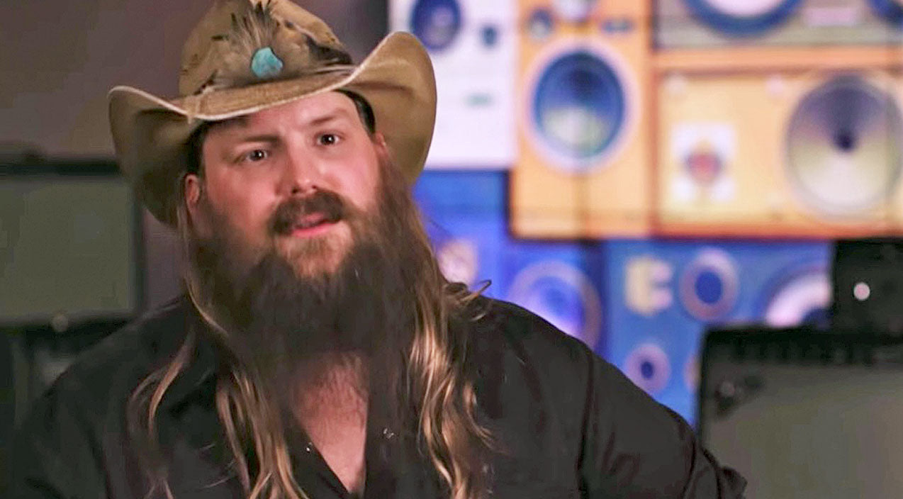 Modern country Songs | Chris Stapleton Shares The Surprisingly Comical Story Behind 'Traveller' | Country Music Videos