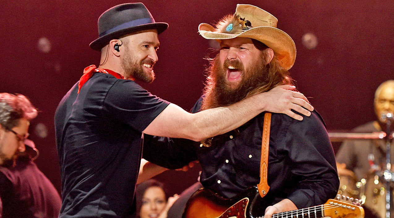 Justin timberlake Songs   Justin Timberlake's First Album In Four Years Reportedly Includes Chris Stapleton Duet   Country Music Videos