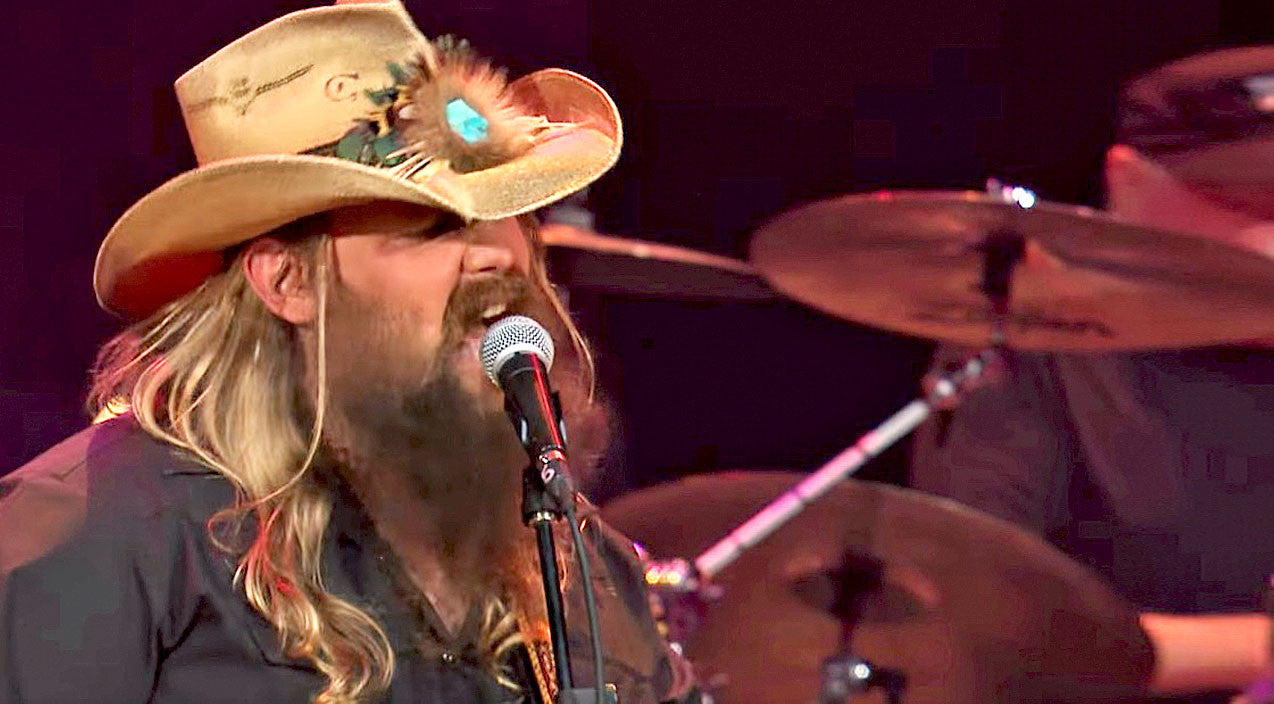 Waylon jennings Songs | Chris Stapleton Revives Major Waylon Jennings Hit In Stellar Performance | Country Music Videos