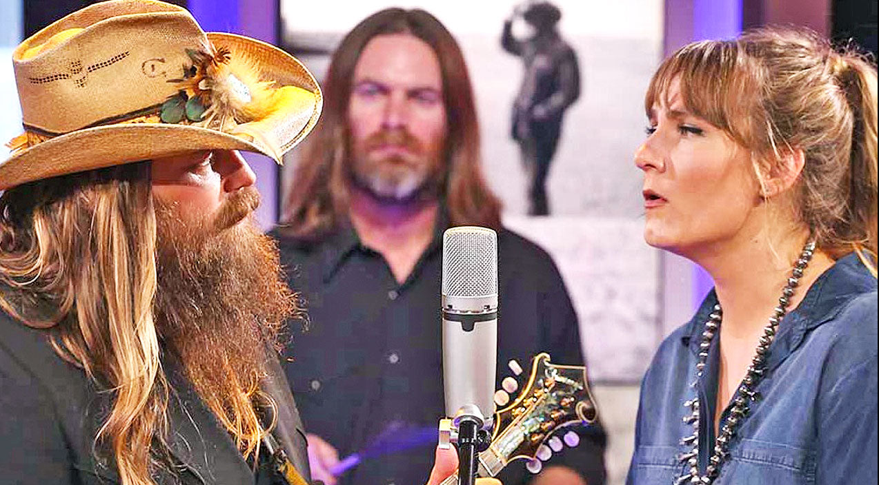 Morgane stapleton Songs | Chris Stapleton Delivers Heartbreaking 'Silver Wings' In Honor Of Merle Haggard | Country Music Videos