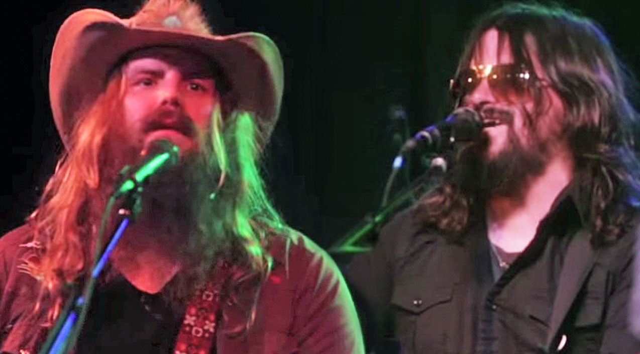 Waylon jennings Songs | Chris Stapleton Joins Waylon Jennings' Son In Tribute Guaranteed To Give You Goosebumps | Country Music Videos