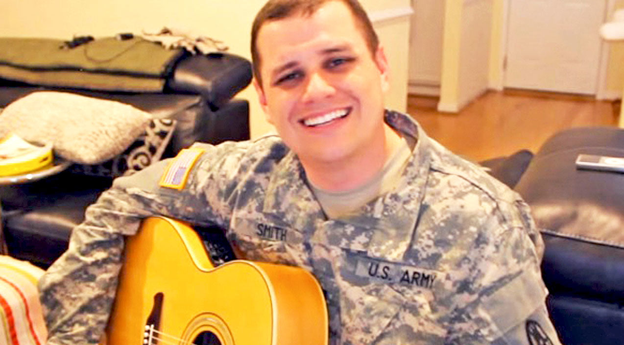 Blake shelton Songs | Soldier About to Deploy Delivers Passionate Performance Of Blake Shelton's 'God Gave Me You' | Country Music Videos