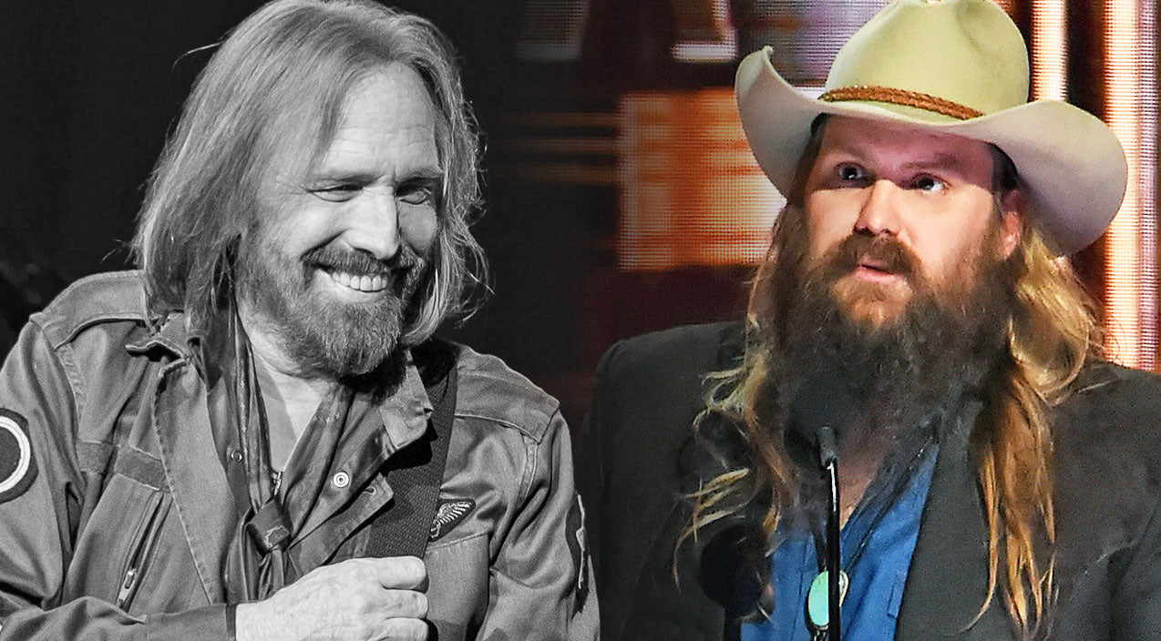Tom petty Songs | A Heartbroken Chris Stapleton Shares The Final Words Tom Petty Ever Said To Him | Country Music Videos