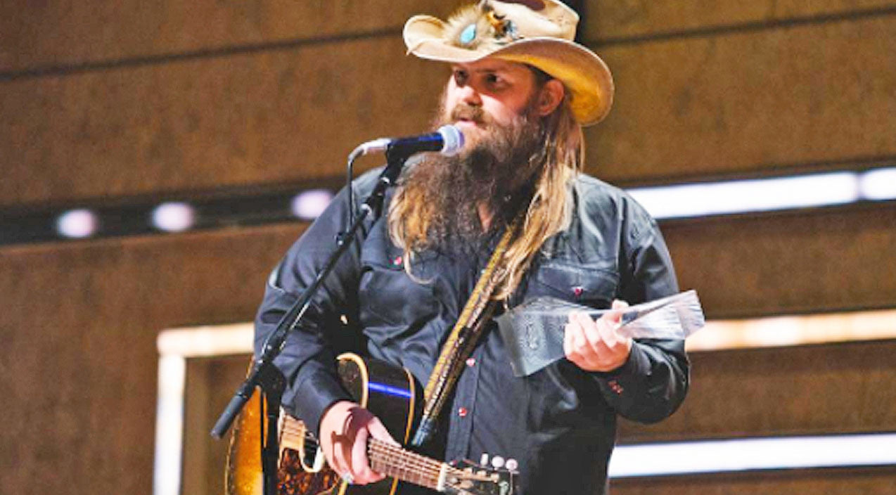 Chris stapleton Songs | Chris Stapleton Makes Surprising Announcement About Future Music | Country Music Videos