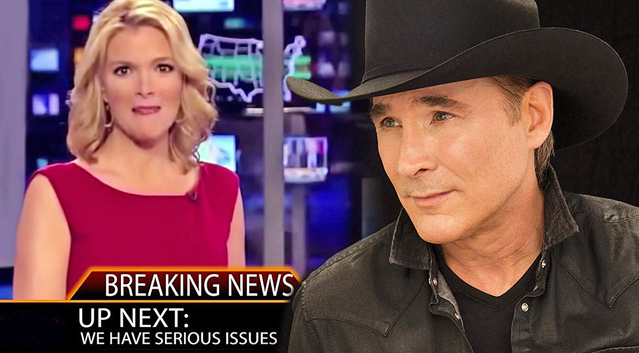 Modern country Songs | Clint Black Releases Scathing Music Video Targeting Mainstream Media | Country Music Videos
