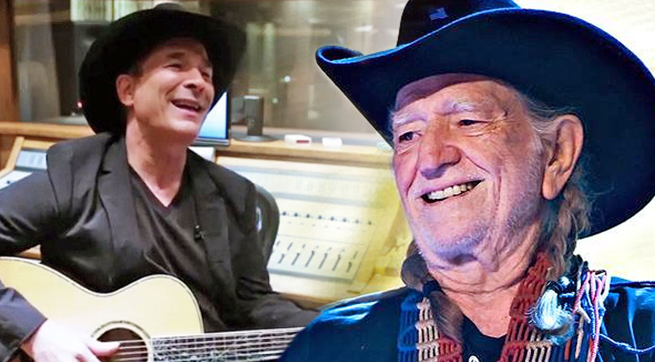 Willie nelson Songs | Clint Black Impersonates Willie Nelson, And He Sounds EXACTLY Like Him! | Country Music Videos