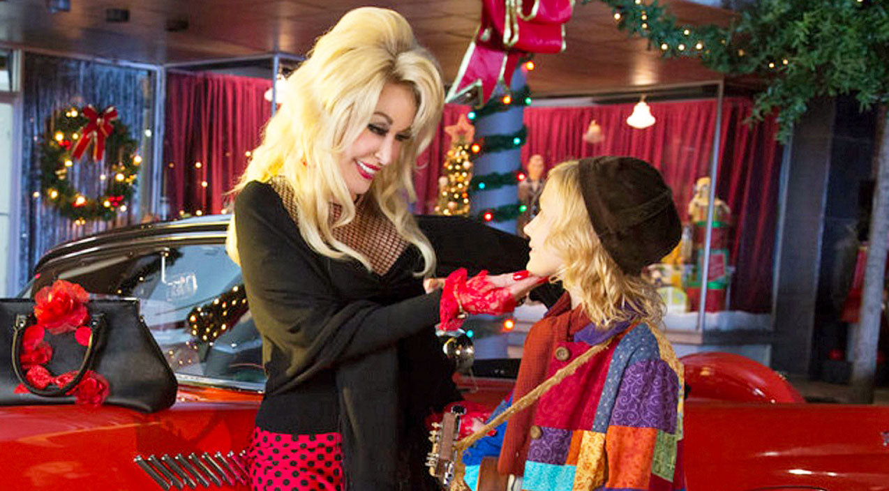 Dolly parton Songs | In Case You Missed It...Dolly Parton's 'Christmas Of Many Colors' Is Airing Again | Country Music Videos