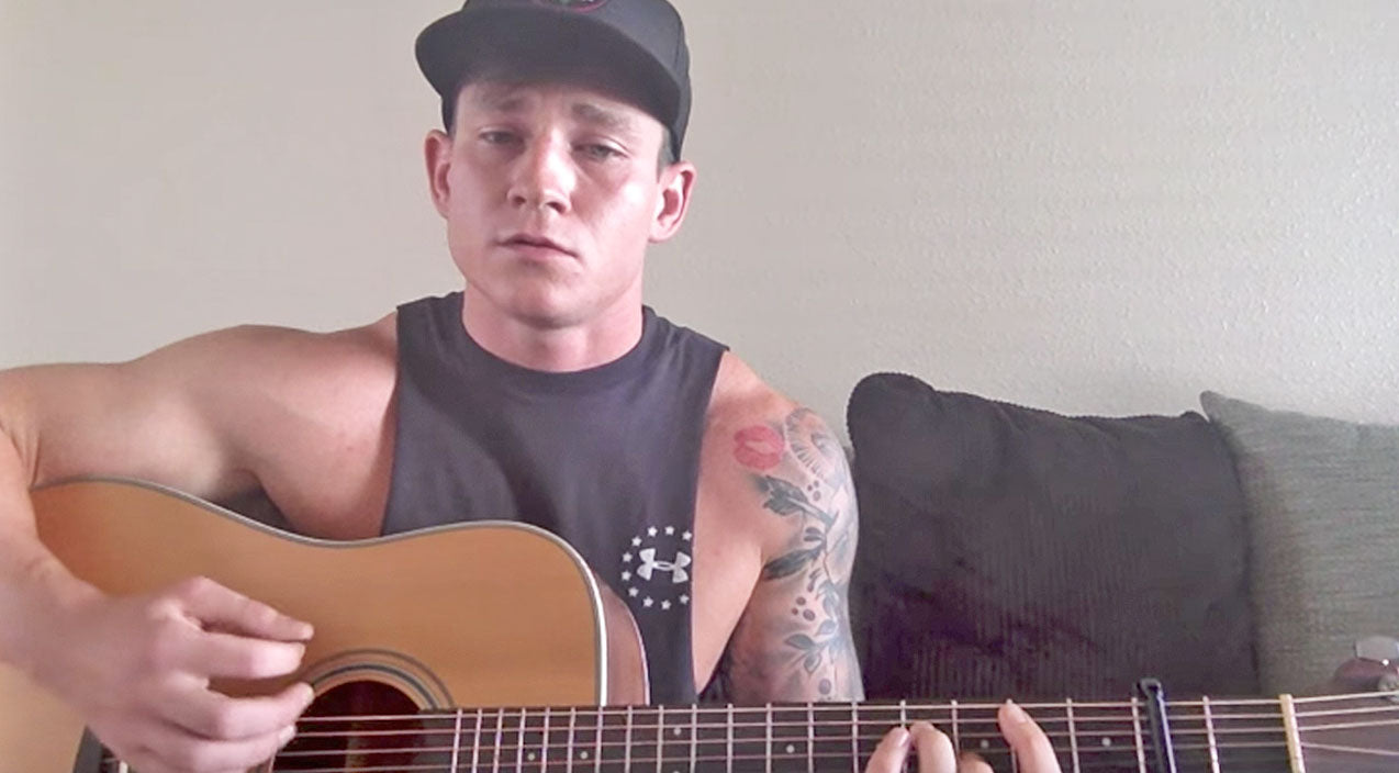 George strait Songs | Airman With A Beautiful Voice Charms With George Strait Hit | Country Music Videos