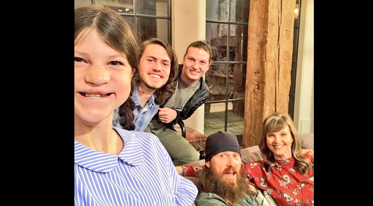 Reed robertson Songs | Missy And Jase Robertson's Sons Make Unexpected Trip Home For One HUGE Reason | Country Music Videos