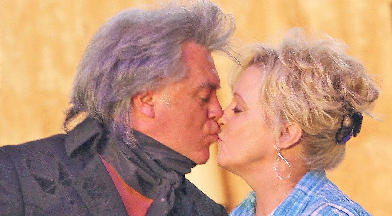 Marty stuart Songs | Marty Stuart & Connie Smith's Romantic Duet Shows Just How Much They Love Each Other | Country Music Videos