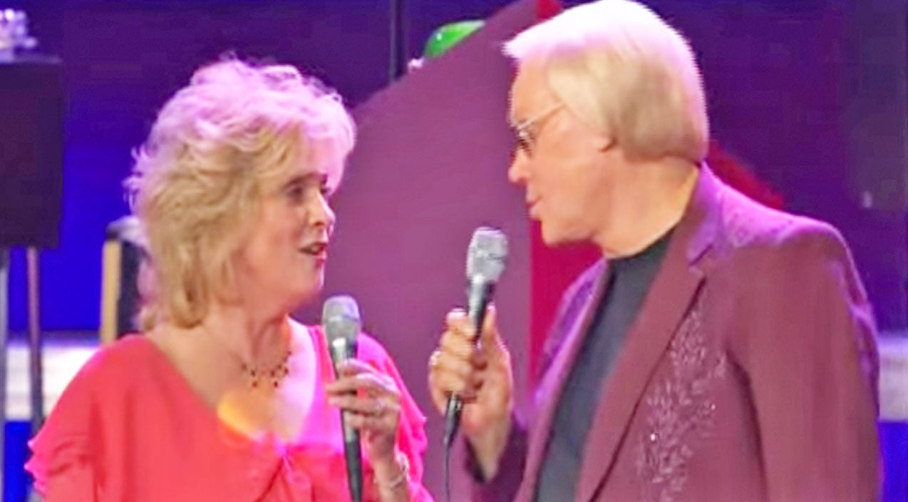 George jones Songs | George Jones & Connie Smith Captivate With 'Golden Ring' | Country Music Videos