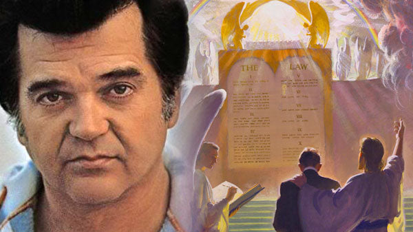 Conway twitty Songs | Conway Twitty - The Big Man Above (VIDEO) | Country Music Videos