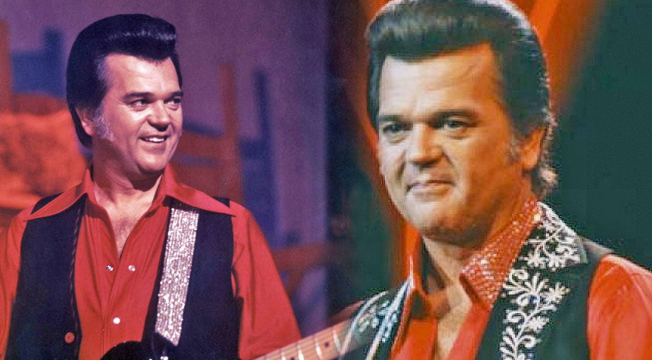 Conway twitty Songs | Conway Twitty's Incredible Live Performance of