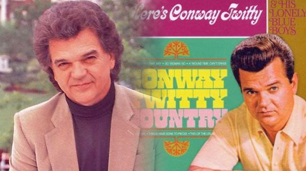 Conway twitty Songs | Conway Twitty - Dim Lights, Thick Smoke And Loud Loud Music (VIDEO) | Country Music Videos