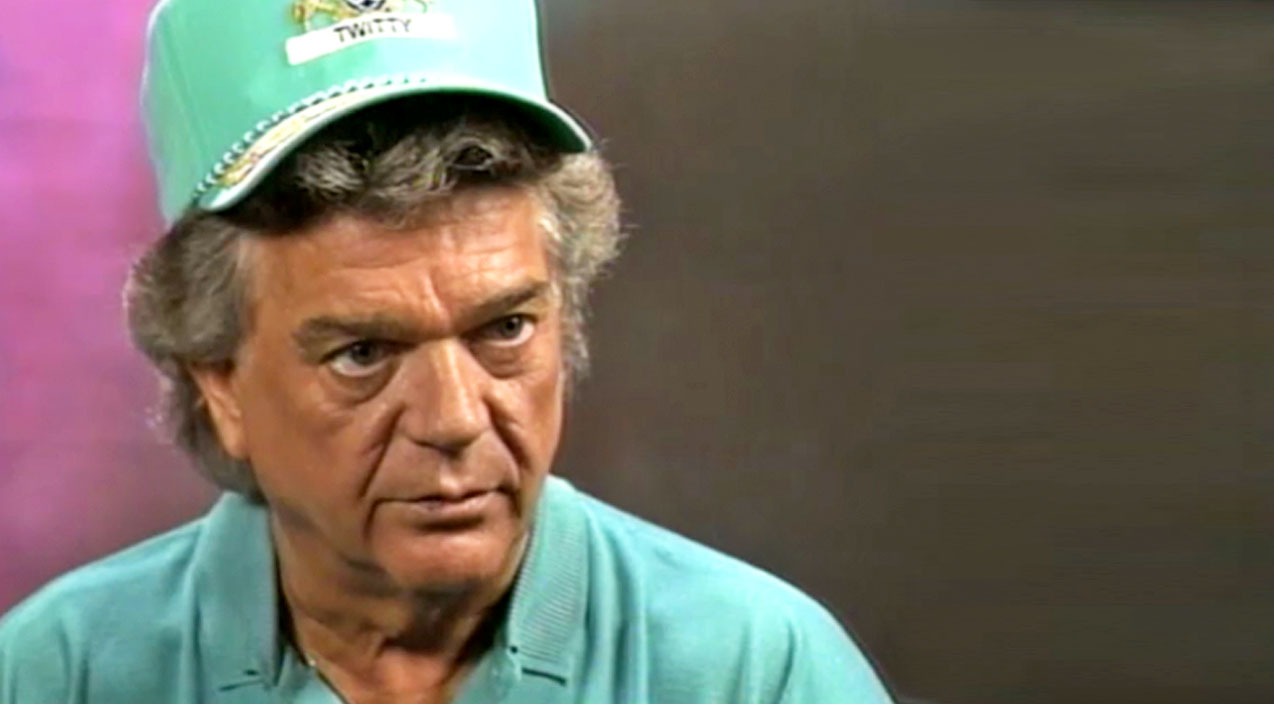 Conway twitty Songs   Conway Twitty Discussing His Future Plans In Final Interview Is Chilling   Country Music Videos
