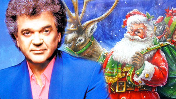 Conway twitty Songs | Conway Twitty - Jolly Ole St. Nicholas (VIDEO) | Country Music Videos