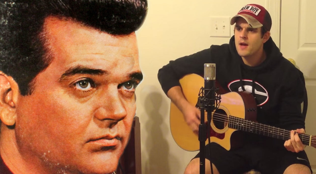 Conway twitty Songs | Chris Rogers' Impressive Cover of Conway Twitty's