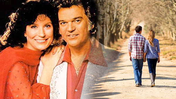 Loretta lynn Songs | Conway Twitty and Loretta Lynn - Spiders And Snakes (WATCH) | Country Music Videos