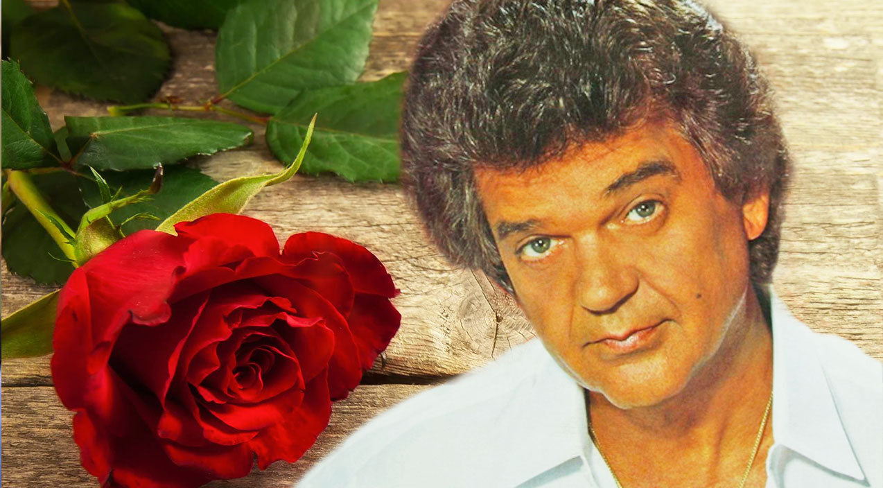 Conway twitty Songs | Conway Twitty's Last Performance Ever Of 'The Rose' Will Make You Weep | Country Music Videos