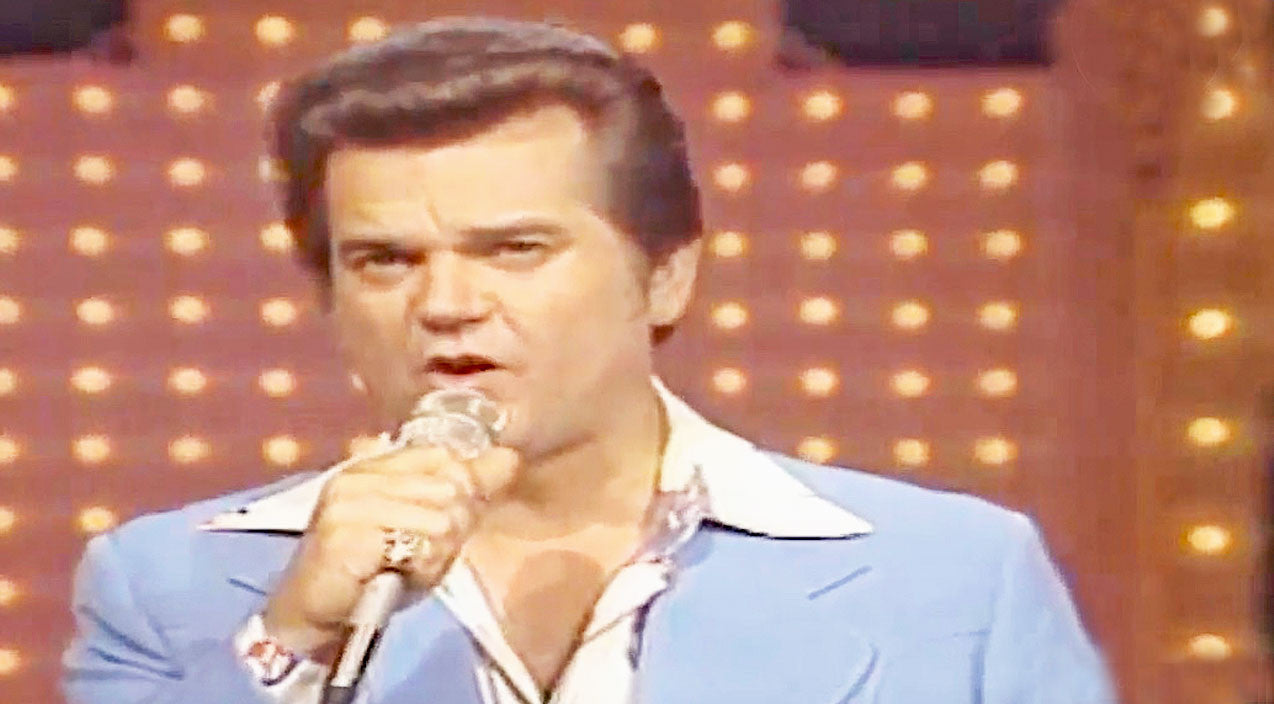 Conway twitty Songs | Conway Twitty Charms The Ladies With Swoon-Worthy 'I See The Want To In Your Eyes' | Country Music Videos