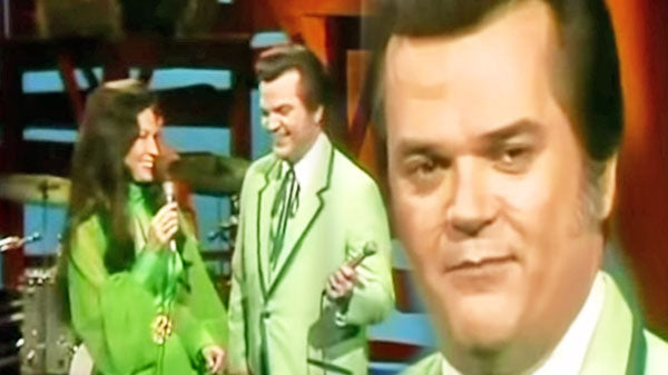 Loretta lynn Songs | Conway Twitty and Loretta Lynn - Never-Ending Song Of Love (LIVE) | Country Music Videos