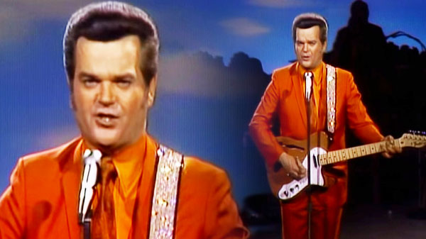 Conway twitty Songs   Conway Twitty - Hello Darling (1971)   Country Music Videos