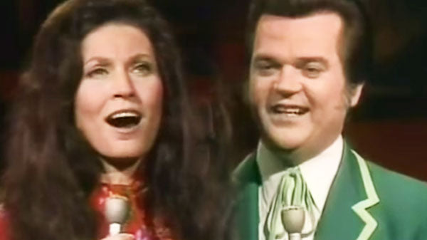 George strait Songs | Conway Twitty & Loretta Lynn - Lead Me On | Country Music Videos