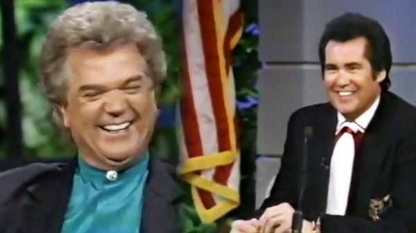Conway twitty Songs | Conway Twitty 'Nashville Now' Interview & Performance (1992) (VIDEO) | Country Music Videos