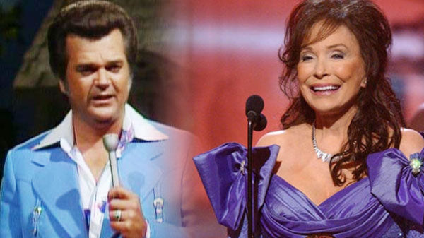 Loretta lynn Songs | Conway Twitty & Loretta Lynn - Never Ending Song Of Love (VIDEO) | Country Music Videos
