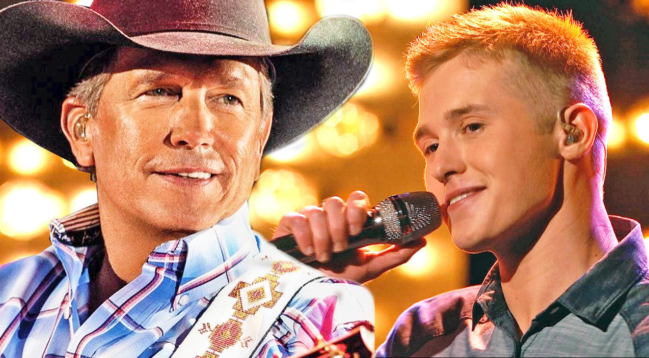 George strait Songs | Corey Kent White Impresses With George Strait's 'Unwound' On The Voice (WATCH) | Country Music Videos
