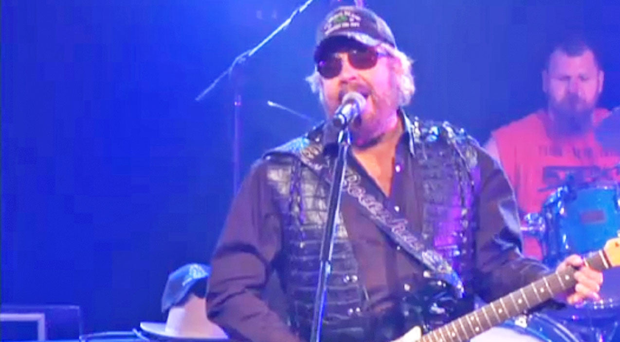 Hank williams jr. Songs | Over 30 Years After Its Release, Hank Jr. Still Plays The Hell Out Of 'A Country Boy Can Survive' | Country Music Videos