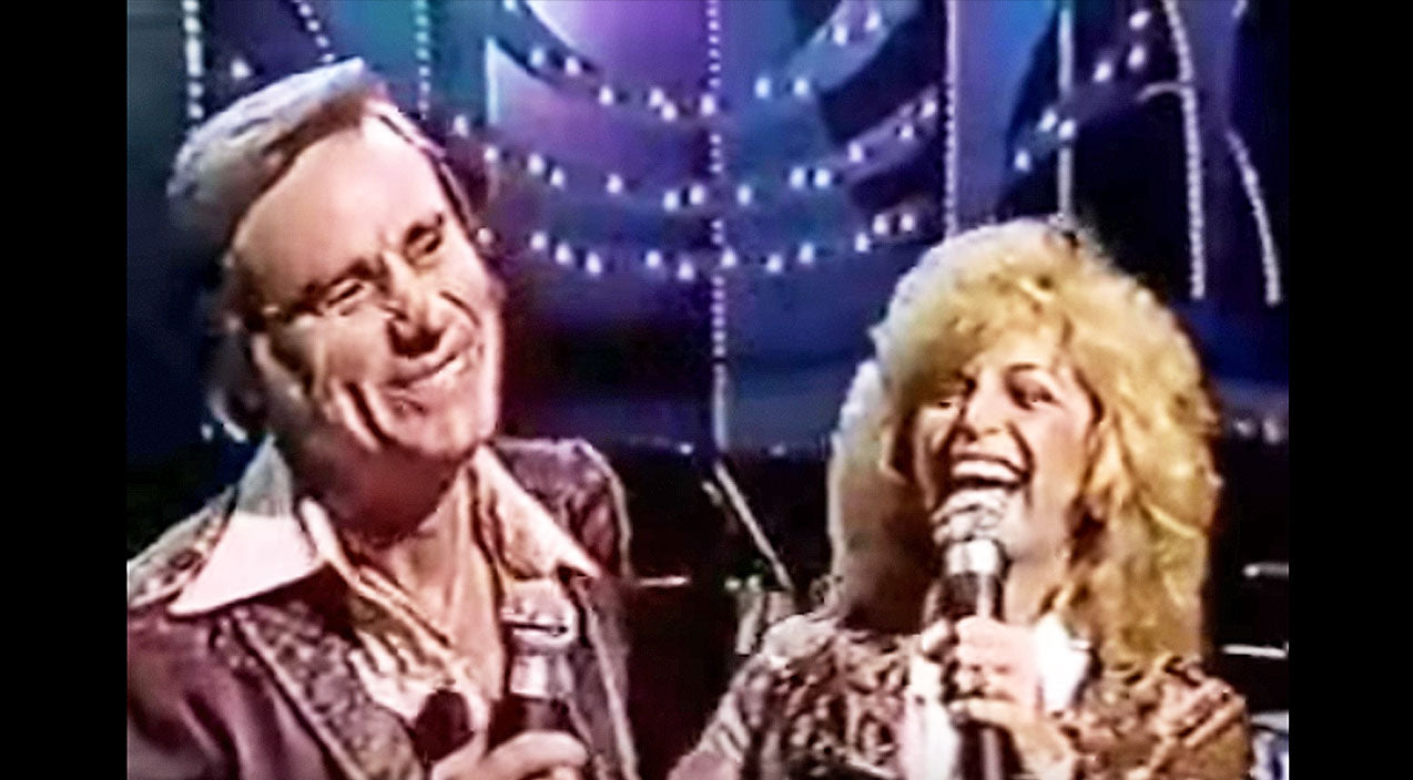 George jones Songs | George Jones & Barbara Mandrell Lasso CMAs With 'I Was Country When Country Wasn't Cool' | Country Music Videos
