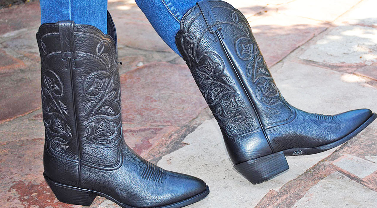 9. Cowgirl Boots | Country Music Videos