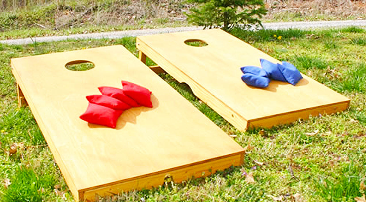 2. Cornhole Game | Country Music Videos