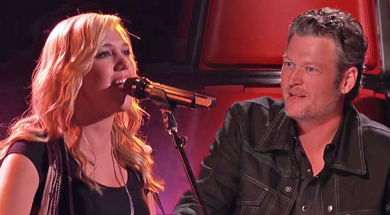The voice Songs | Nashville Native Stuns 'Voice' Coaches With Country Twist On Famous Rock Song | Country Music Videos