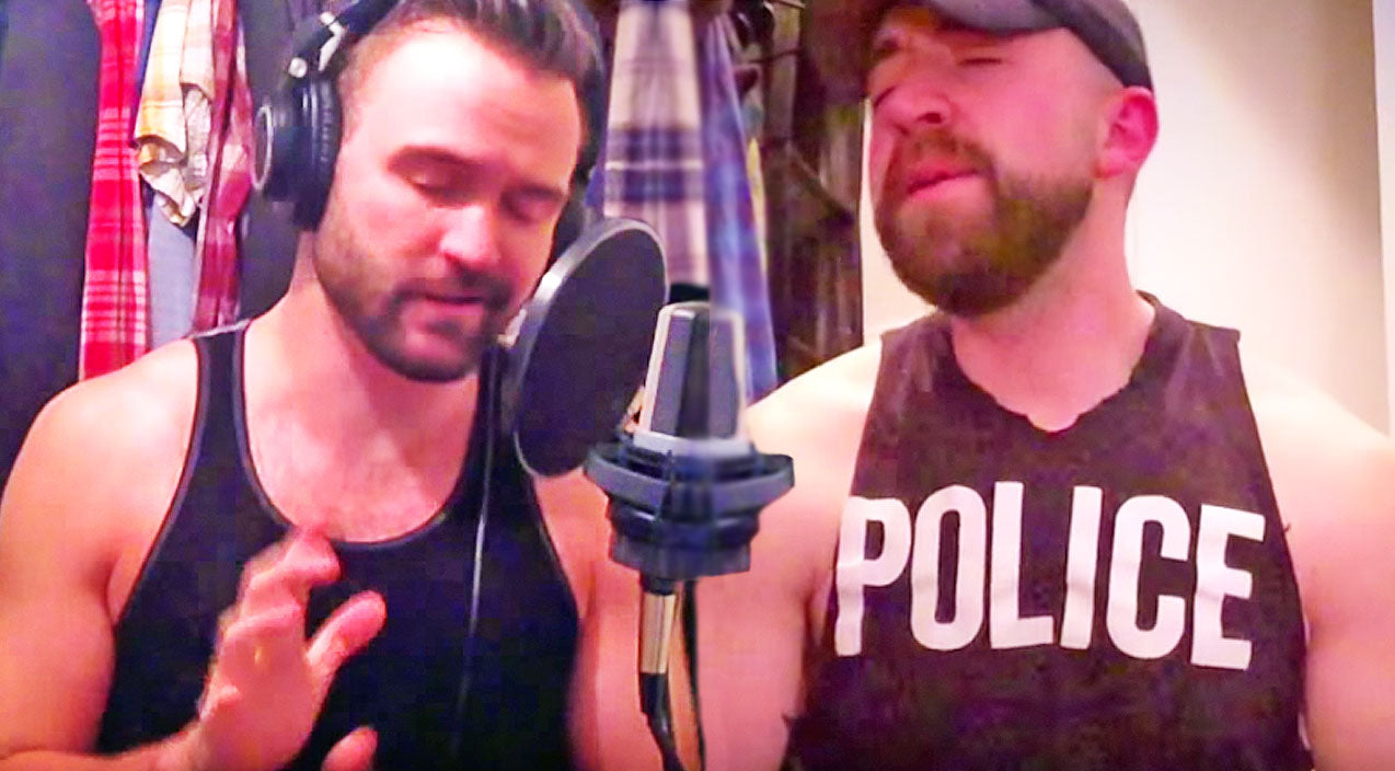 Reba mcentire Songs | Country Hunks Deliver Swoon-Worthy Tribute To Reba | Country Music Videos