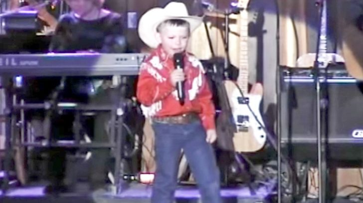 Hank williams Songs   6-Year-Old Cowboy Steals Hearts With Impressive 'Your Cheatin' Heart'   Country Music Videos