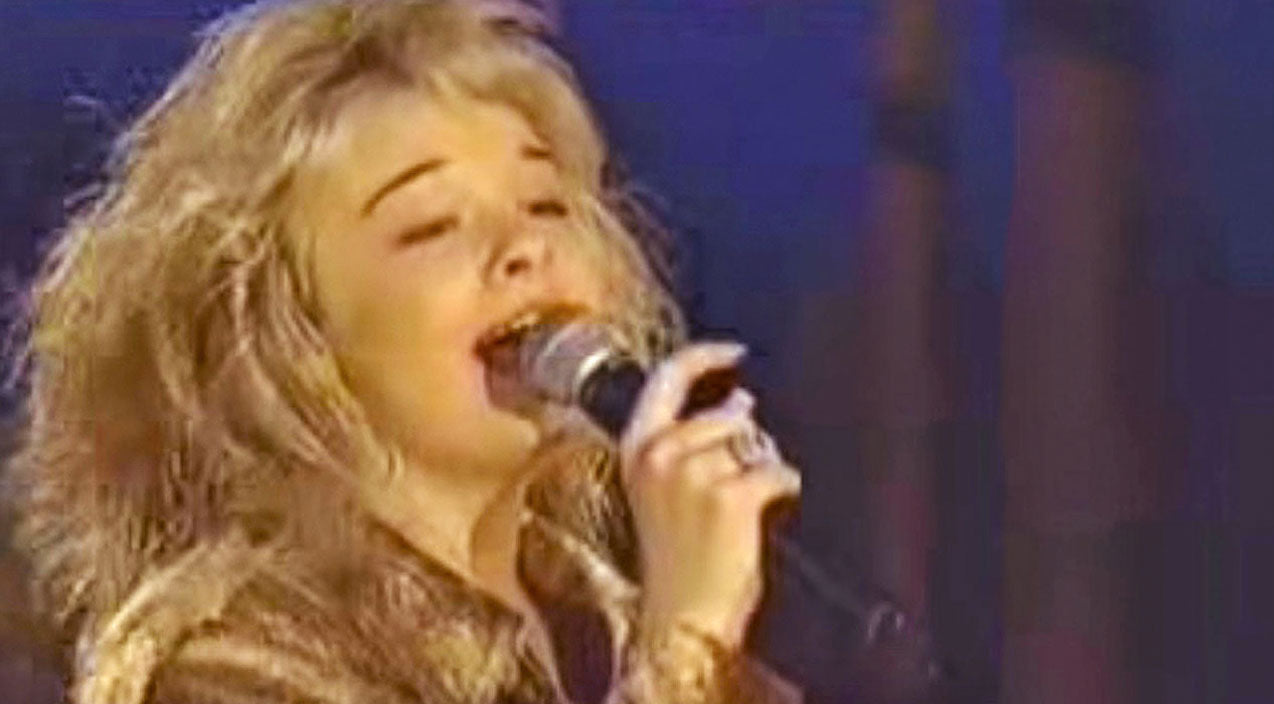 Leann rimes Songs | Young LeAnn Rimes Yodels Like A Pro In 'Cowboy Sweetheart' | Country Music Videos