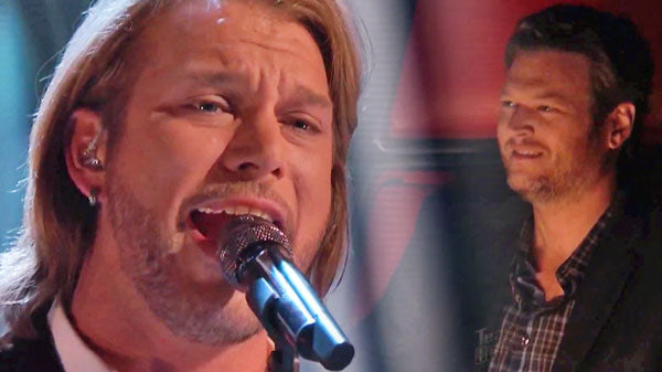 Craig wayne boyd Songs | Craig Wayne Boyd Gives Angelic Rendition Of 'The Old Rugged Cross' Live | Country Music Videos