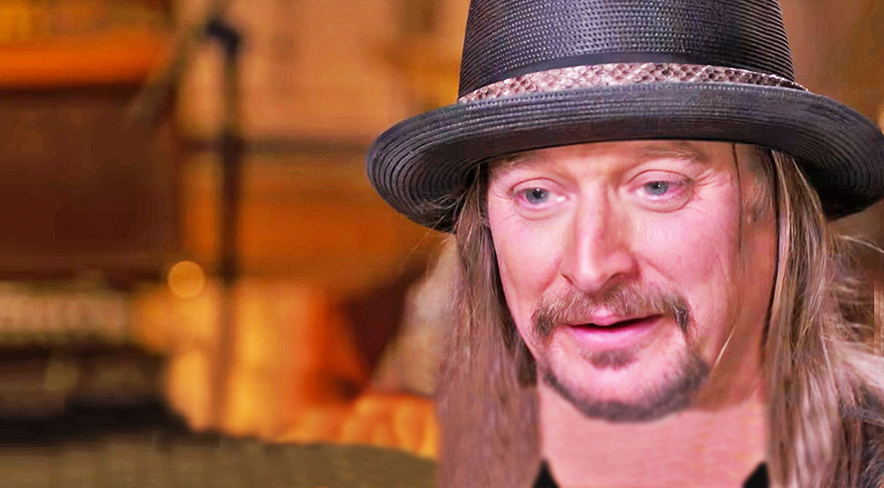 Kid rock Songs | Kid Rock Opens Up On His Treacherous Past In Emotional Interview | Country Music Videos